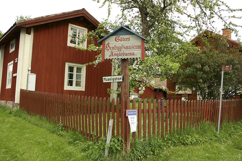 Toto: Säters kommun., Hembygdsmuseet Åsgårdarna