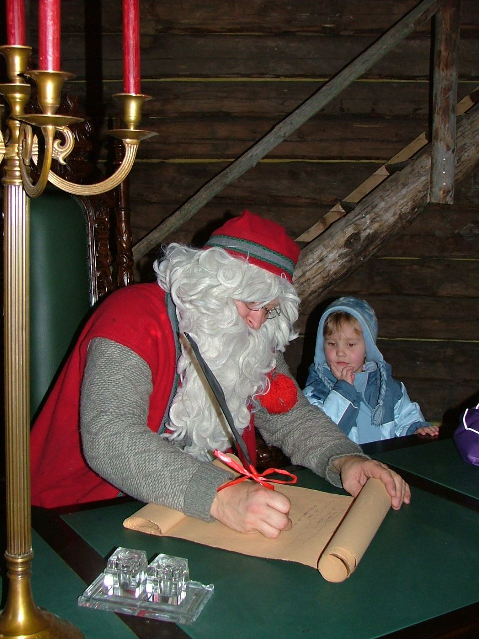 Lycksele Zoo, Christmas Park