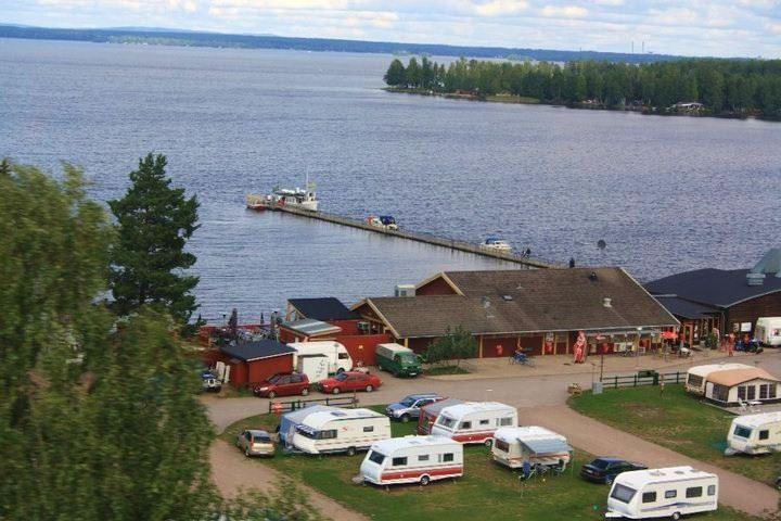 Årsunda Strandbad / Stugor