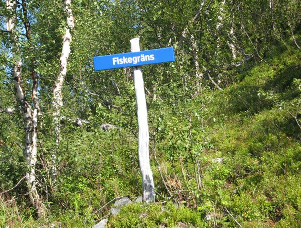 © Hemavan Tärnaby PR-förening, Fjällfiske på statens vatten i Västerbottens län