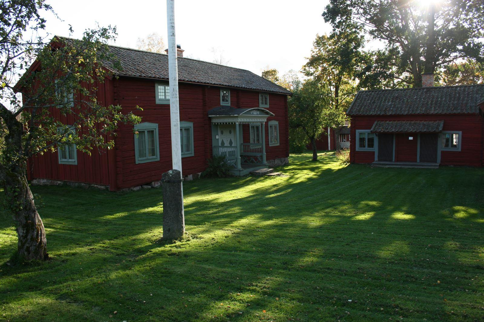 Stora Skedvi Hembygdsgård