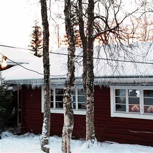 Marianne Lindgren,  © Hemavan Tärnaby Pr-förening, Julmarknad på Udden i Tärnaby
