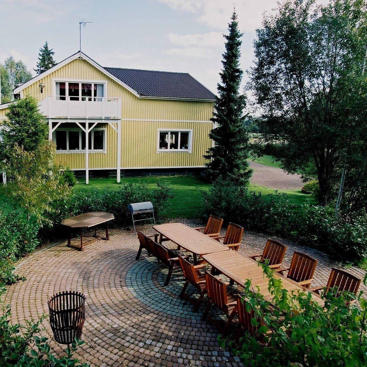 Villa Lowar, Orsa