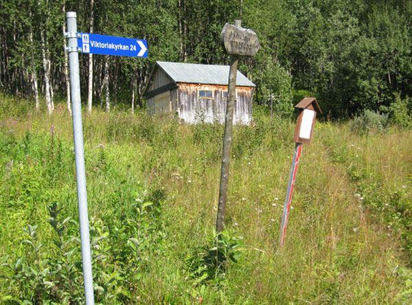 © Hemavan Tärnaby PR-förening, Boksjön and trail to Kopparberg, Väretsfjället mountain