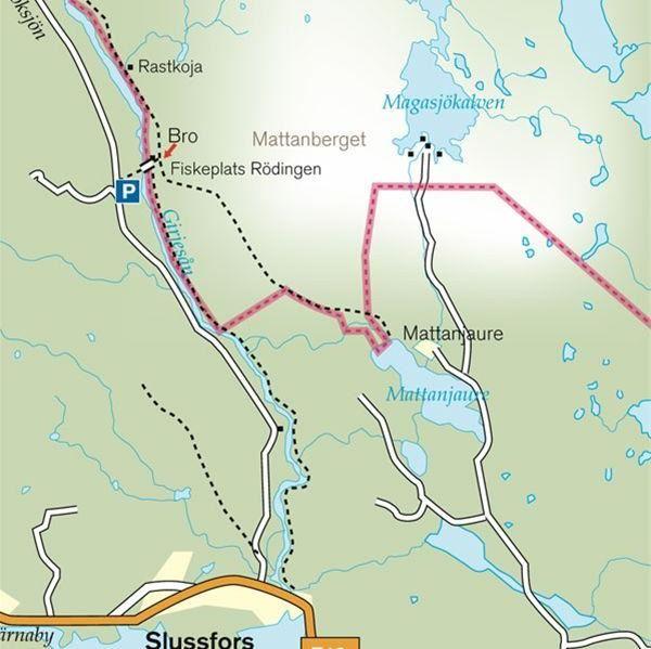 © Storumans kommun, Kirjesålandets urskog