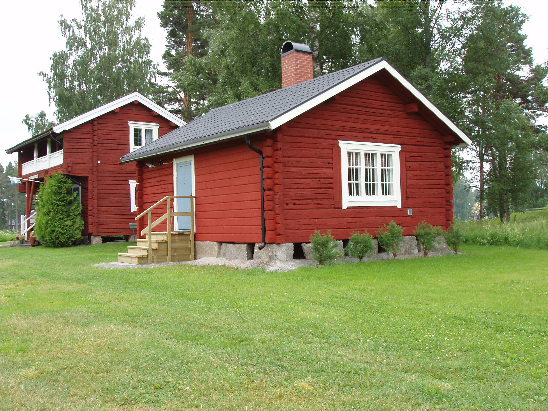 Jofsstugan på Vansbro Hembygdsgård
