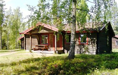 Si230A Siljansborgs Stugby, Rättvik