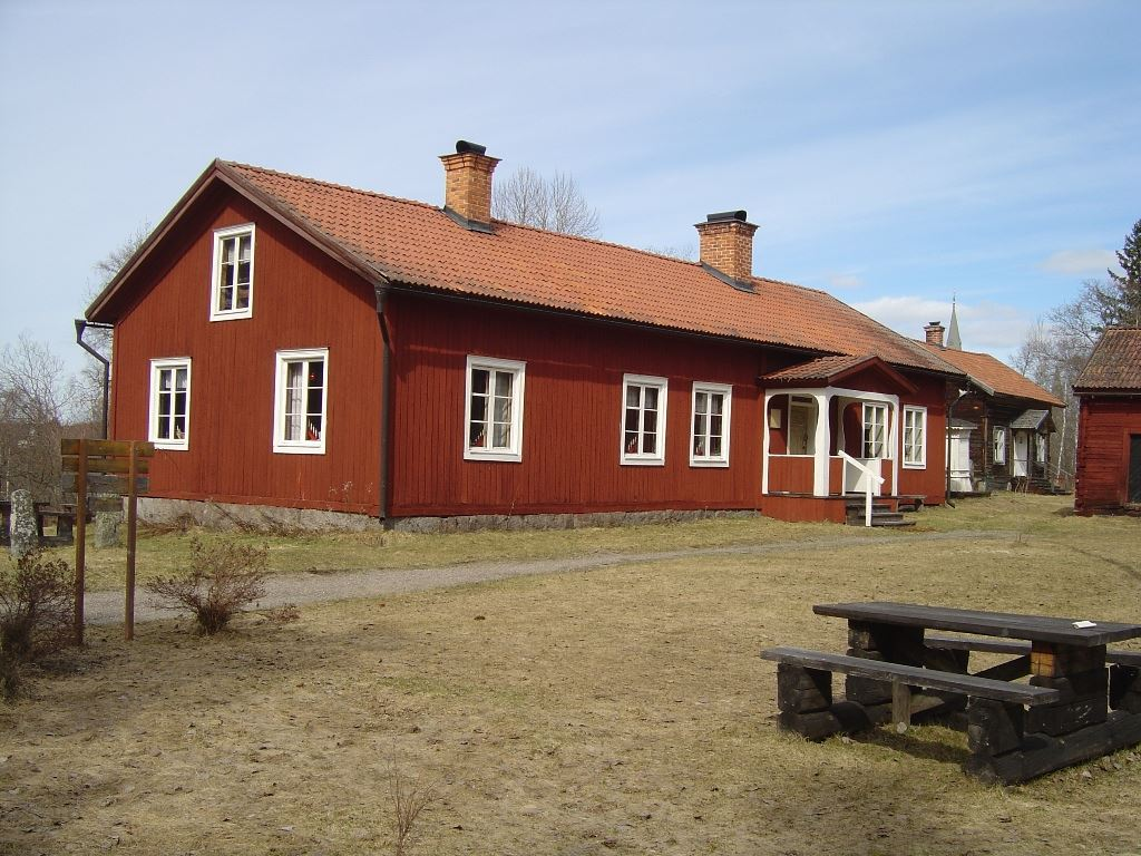 C.E.U.,  © C.E.U., Harmångers Hembygdsgård