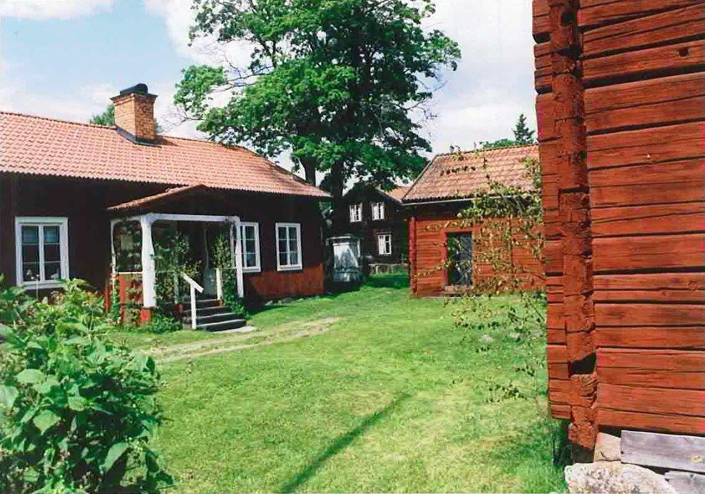 okänd, arkivbild,  © okänd, arkivbild, Harmångers Hembygdsgård