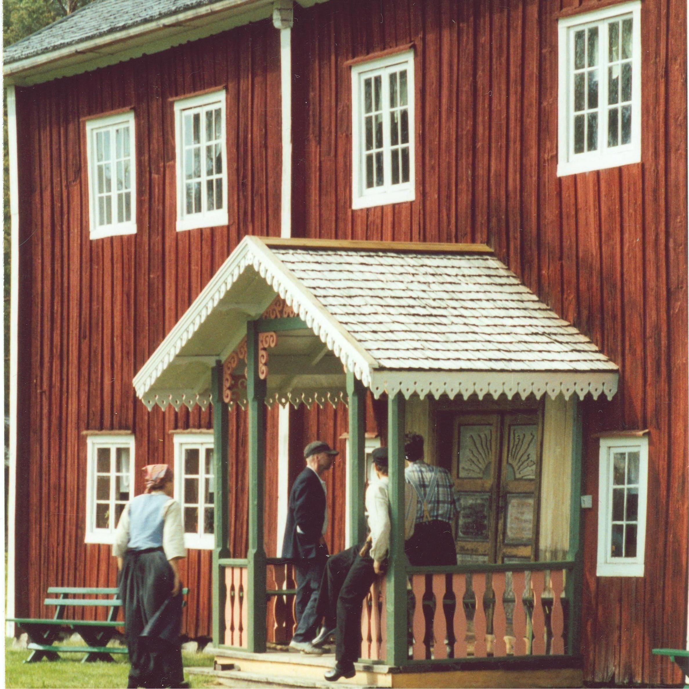 Världsarv Fågelsjö Gammelgård