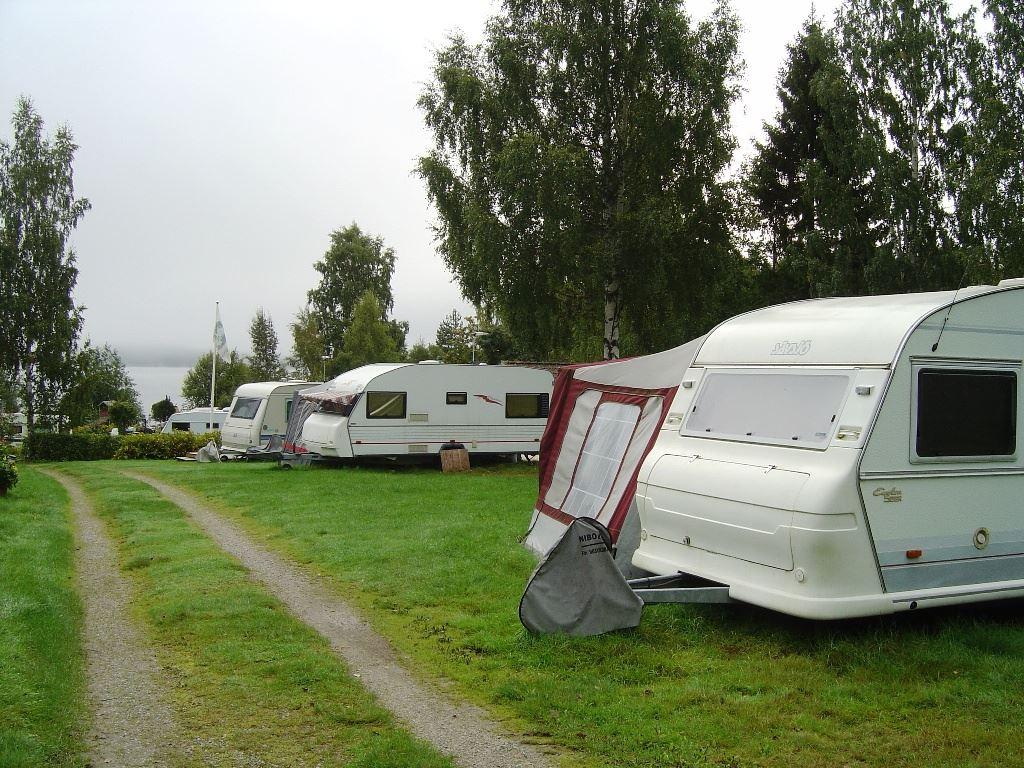 C.E.U.,  © C.E.U., Sagalidens Camping, Bergsjö