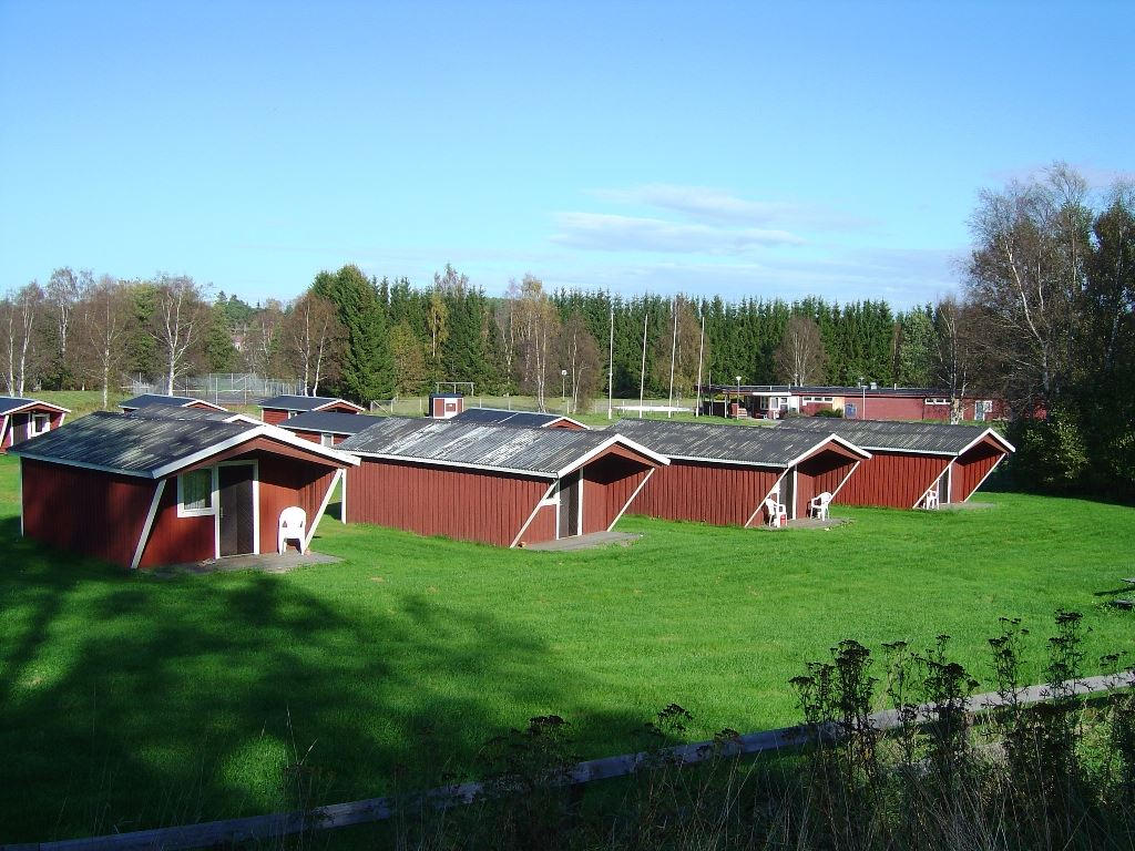 C.E.U.,  © C.E.U., Harmångers Camping , Röstabadet