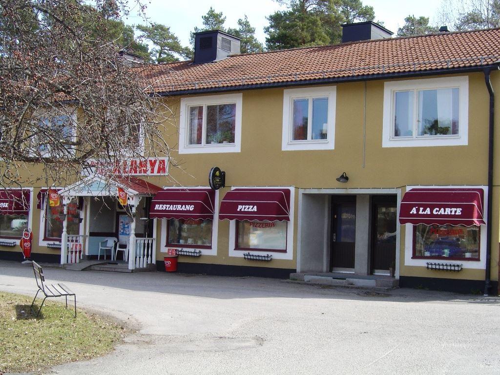 C.E.U.,  © C.E.U., Strömsbruks pizzeria & restaurang