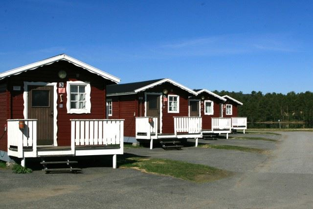 Sorsele Camping/Cottages