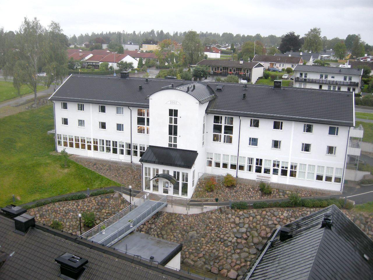 Värnamo Folkhögskola - Vandrarhem, SVIF