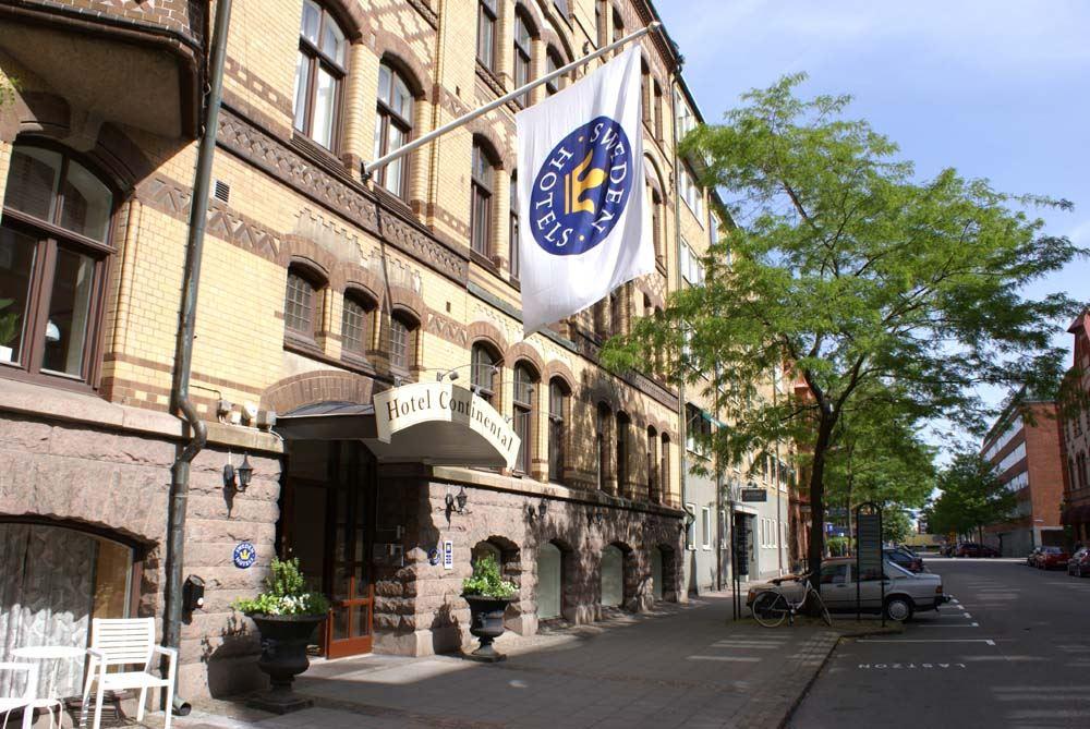Hotel Continental, Halmstad