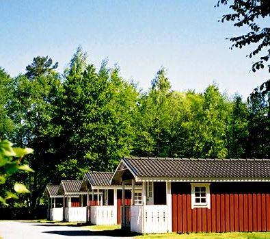 Växjö Swecamp Evedal/Cottages