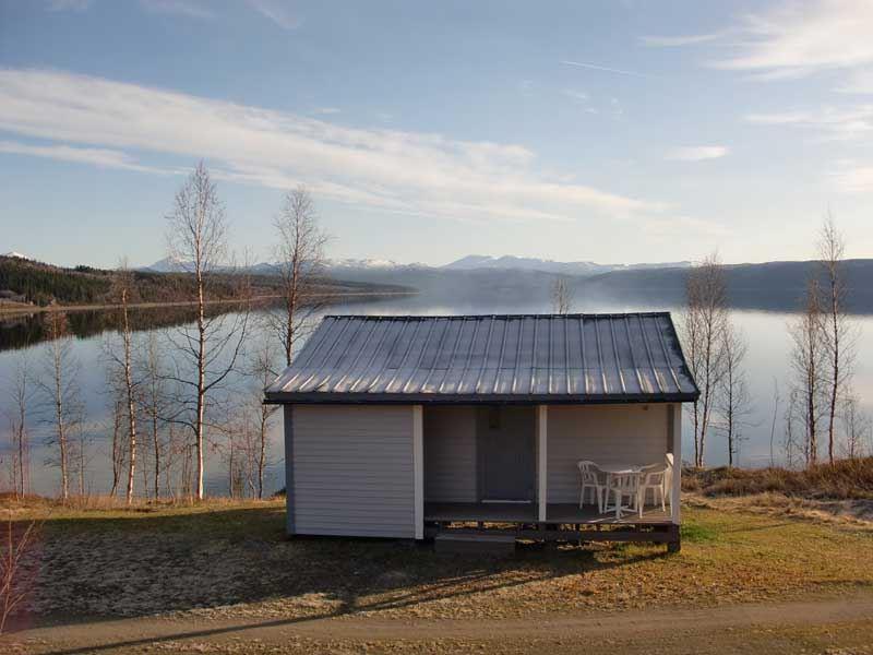 Camp Stora Blåsjön Stugby