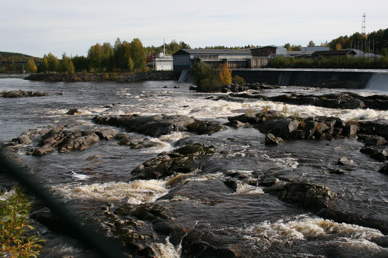 foto: Pia R Wallner., Älvpromenaden (The River Walk)