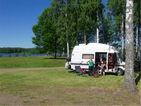 Hultsfred Strandcamping