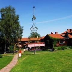 Klockargården Hotell, Kultursalongen, Tällberg