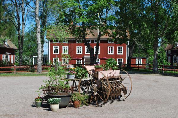 Bergsmansgård Tolvsbo