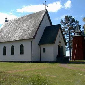 Siknäs kyrka, Mora