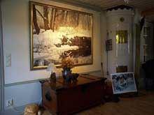 Bo Lundwall - Künstler mit eigenem Atelier und Galerie