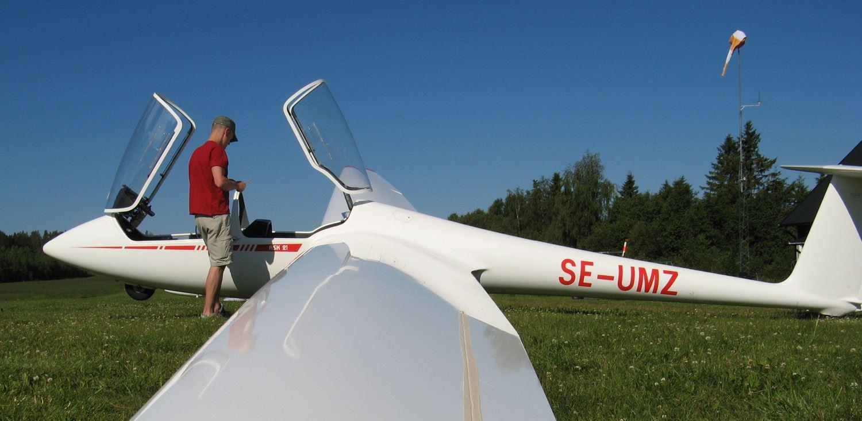 Segelflyg i Stöde