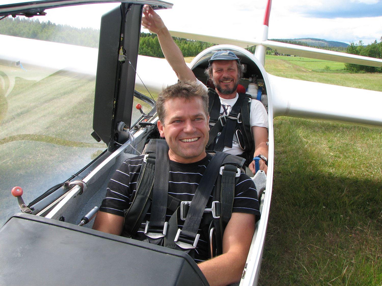 Gliding in Stöde