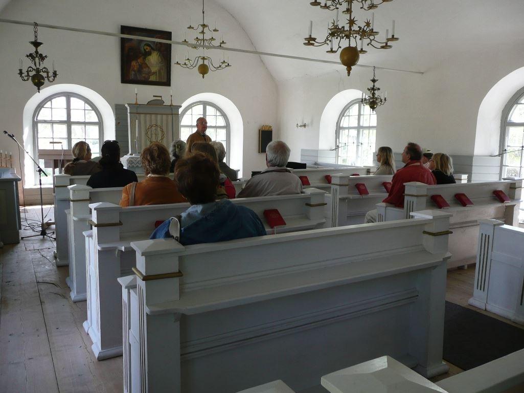 Långvind chapel
