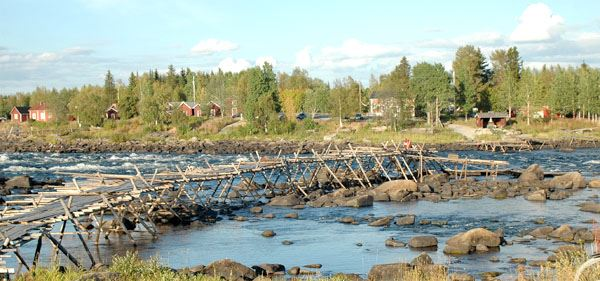 Kukkolaforsen / Cottages