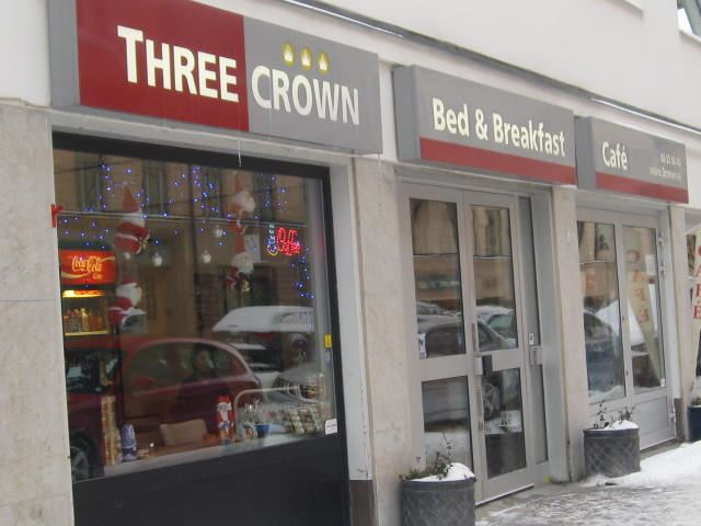 Three Crown Bed & Breakfast