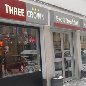 Three Crown Bed and Breakfast