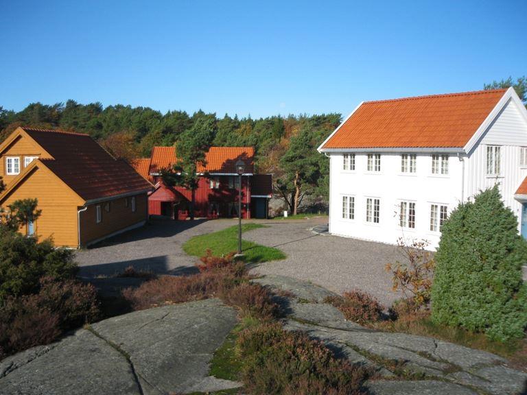 SKOTTEVIK FERIESSENTER - APARTEMENTS