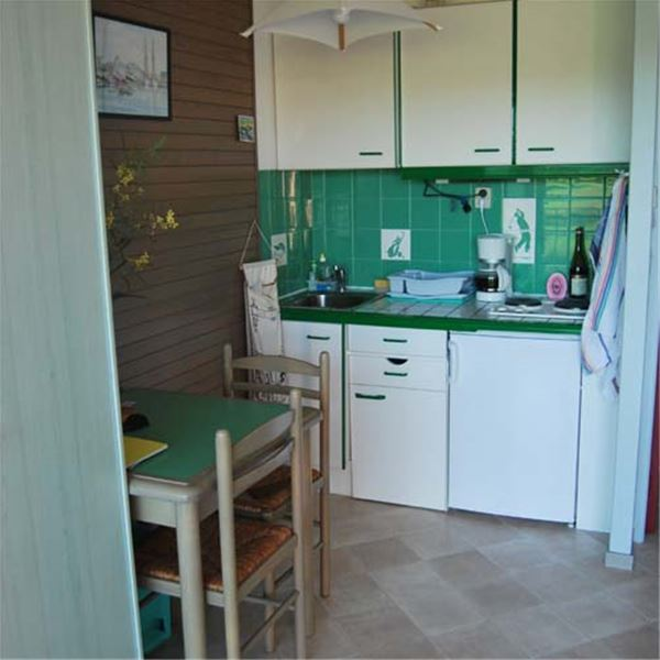 Studio flat Mayaud-Pize - ANG2304