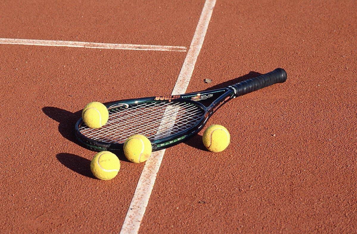 Tennis spielen in Kalmar
