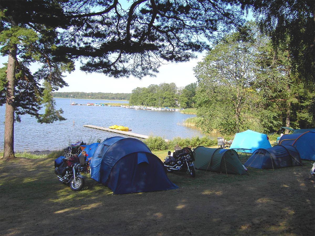 Bredsand Camping