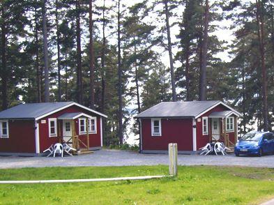 Bredsand Camping / Stugor