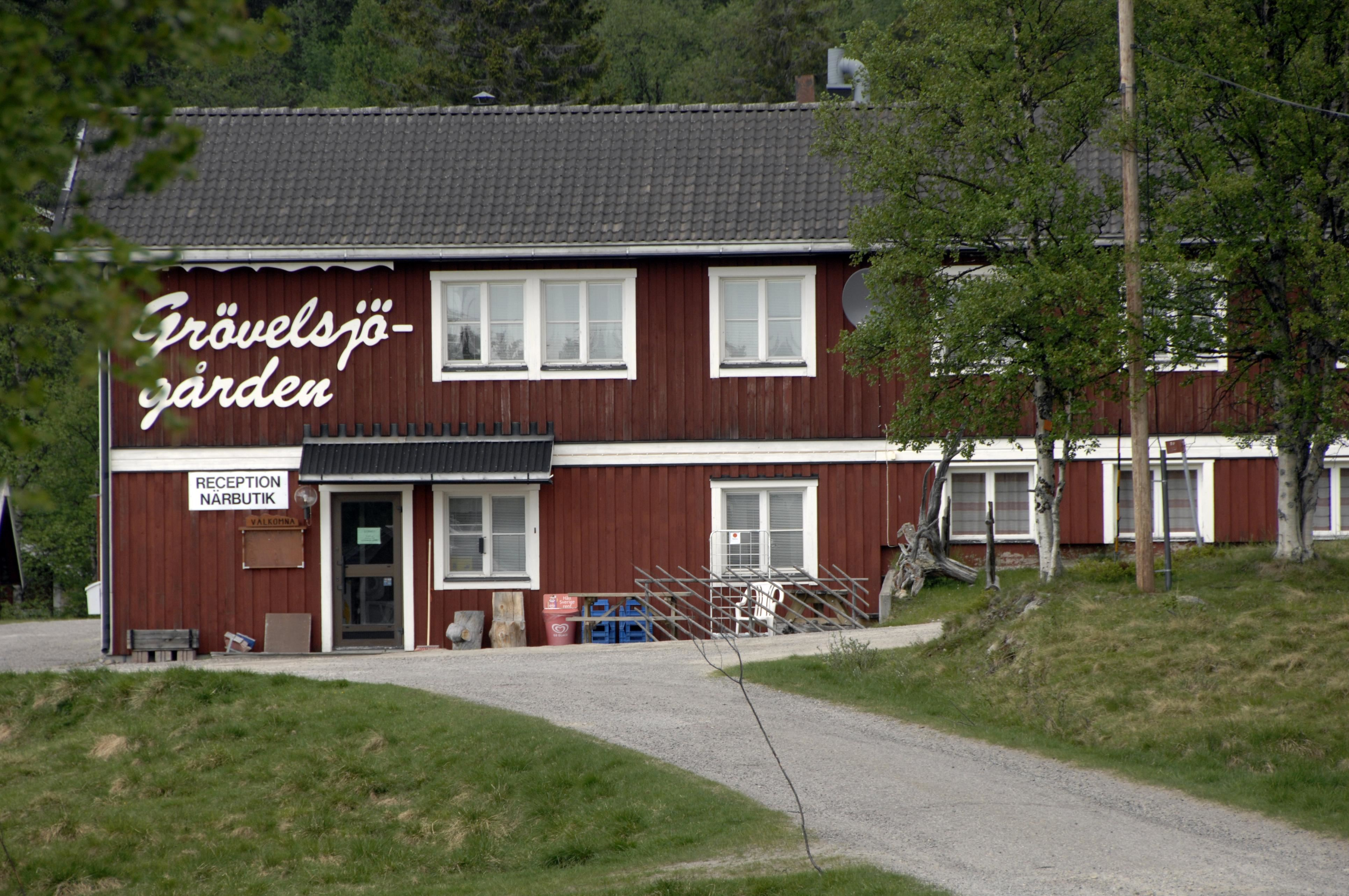 Grövelsjögården Stugby