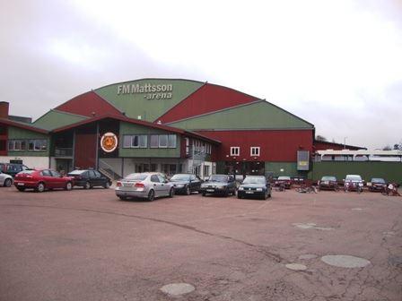 Smidjegrav Arena, Mora