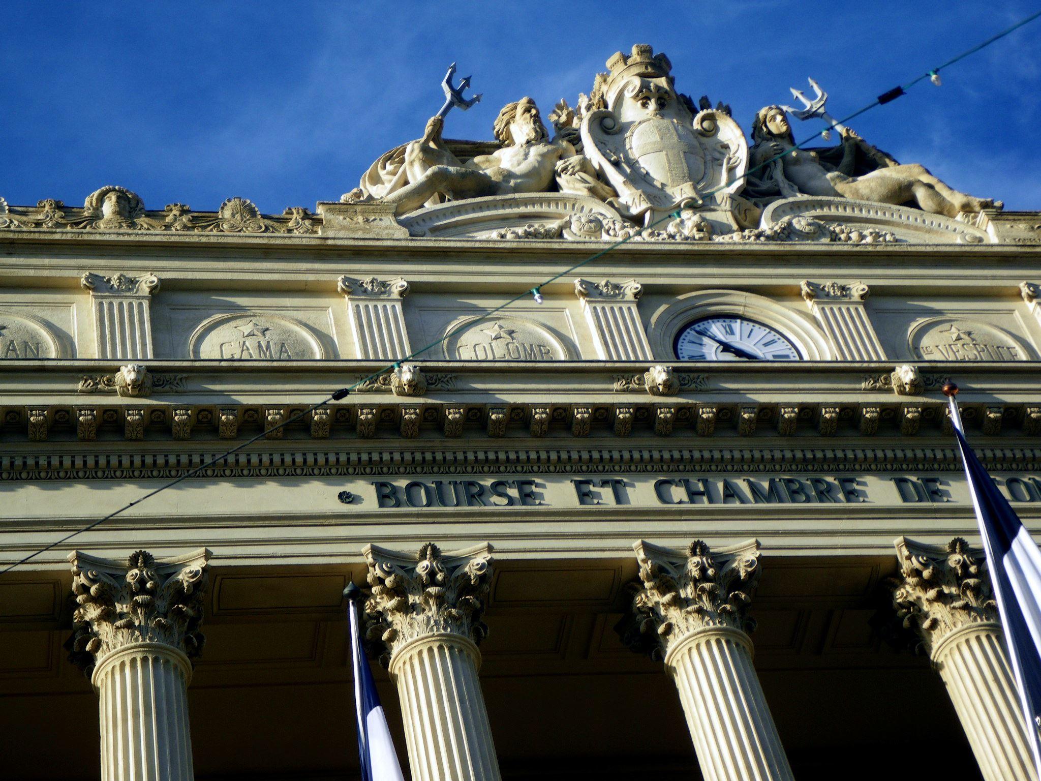 Balade historique sur la Canebière