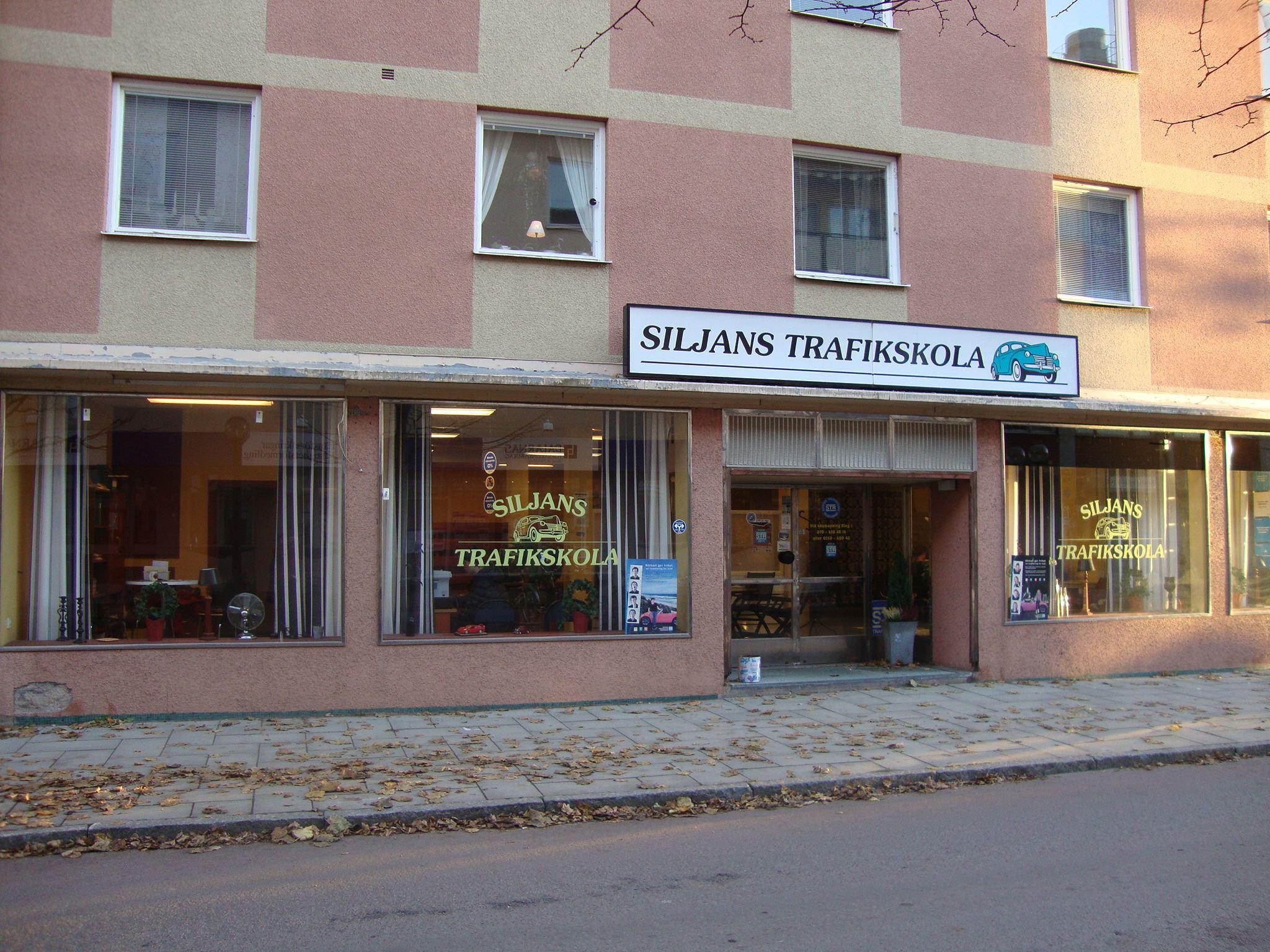 Siljans Trafikskola AB