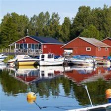 Juniskär fishing village