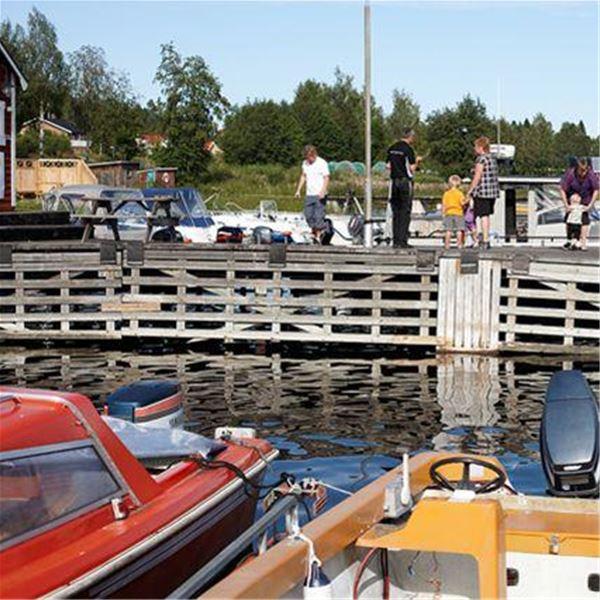 Juniskär fishing village