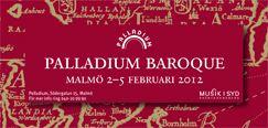 Palladium Baroque 2012 - Festival for baroque music