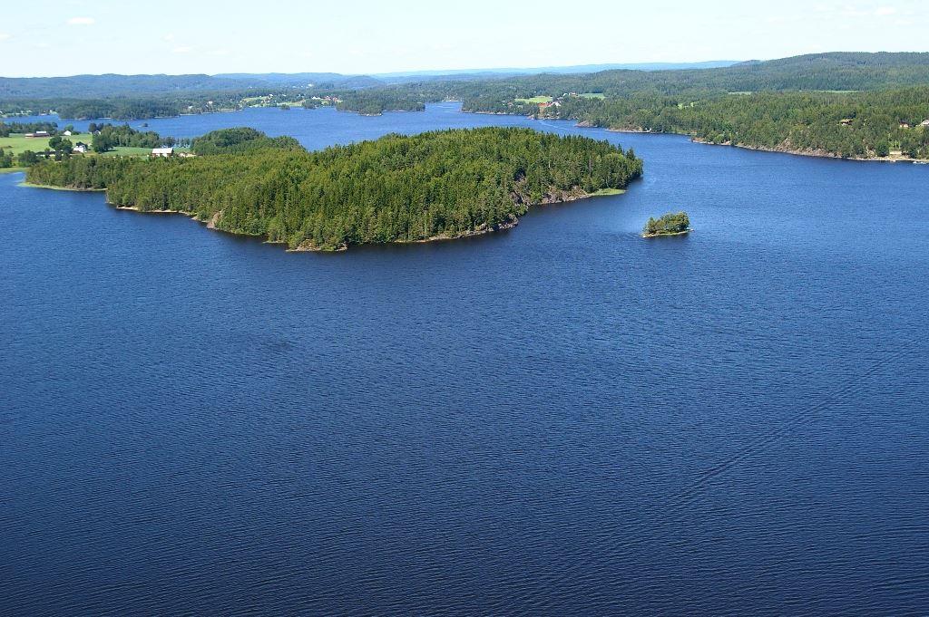 © Utmarksavdelingen for Akershus og Östfold, Riveöya