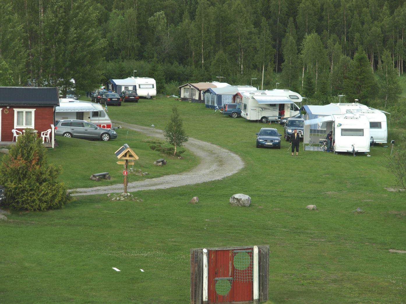 Bye Camping husvagn- och tältplatser