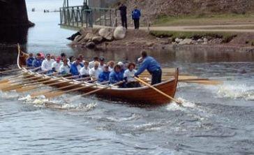 Kyrkbåtsrodd för grupper och konferenser - Rättvik