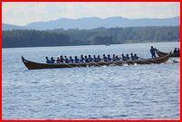Kyrkbåtsrodd Nusnäs